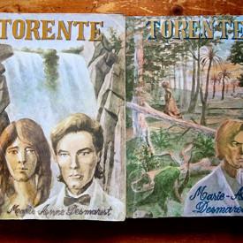 Marie-Anne Desmarest - Torente (2 vol., editie completa)