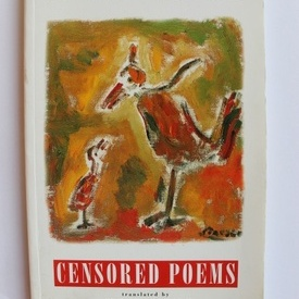 Marin Sorescu - Censored poems (editie in limba engleza)