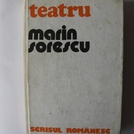 Marin Sorescu - Teatru (editie hardcover)