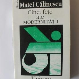 Matei Calinescu - Cinci fete ale modernitatii