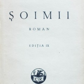 Mihail Sadoveanu - Soimii (editie hardcover, frumos relegata)