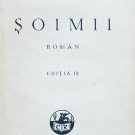 Mihail Sadoveanu - Soimii (editie hardcover, interbelica, frumos relegata)