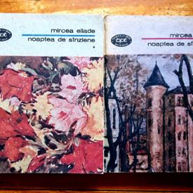 Mircea Eliade - Noaptea de Sanziene (2 vol.)