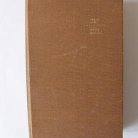 Mircea Zaciu - Masca geniului (editie hardcover)