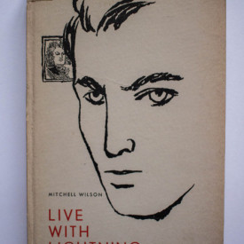 Mitchel Wilson - Live with lightning (editie hardcover)