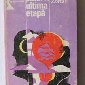 Panek Zoltan - Plutire, ultima etapa (editie hardcover)