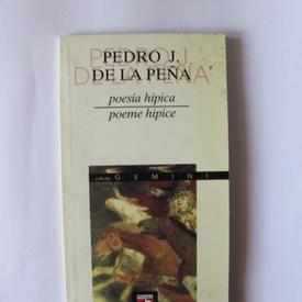 Pedro J. de la Pena - Poeme hipice/Poesia hipica (editie bilingva, romano-spaniola)
