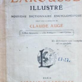 Petit Larousse illustre (editie hardcover, antebelica)
