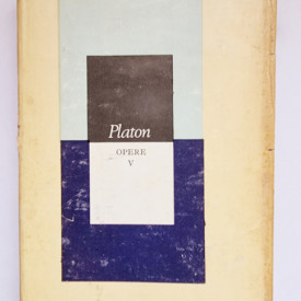 Platon - Opere V. Republica (editie hardcover)