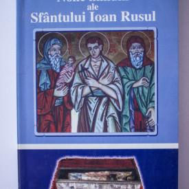 Preot Gheorghe Nicolae - Noile minuni ale Sfantului Ioan Rusul