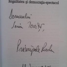 Radu Principe de Hohenzollern-Veringen - Europa din noi. Regalitatea si democratia-spectacol (cu autograf)