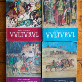 Radu Theodoru - Vulturul (editie completa, 4 vol.)