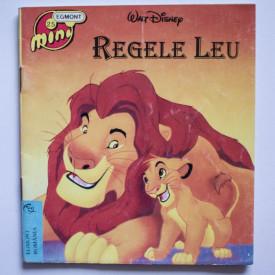 Regele Leu (carte Walt Disney)
