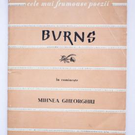 Robert Burns - Cele mai frumoase poezii