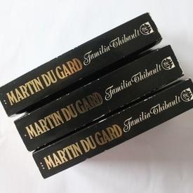 Roger Martin du Gard - Familia Thibault (3 vol.)