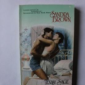 Sandra Brown - Texas! Sage