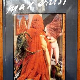 Sarane Alexandrian - Max Ernst (editie in limba franceza, hardcover)