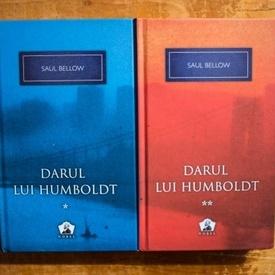 Saul Bellow - Darul lui Humboldt (2 vol., editie hardcover)