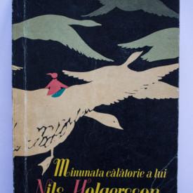 Selma Lagerlof - Minunata calatorie a lui Nils Holgerson prin Suedia