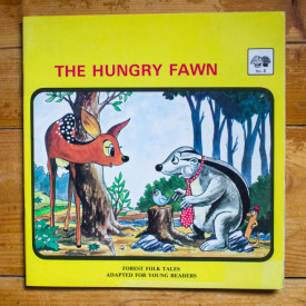 Snezana Pejacovic - The Hungry Fawn