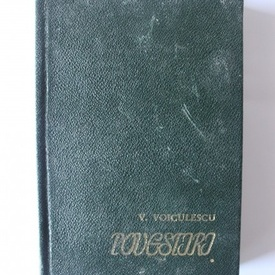 V. Voiculescu - Povestiri (editie hardcover)