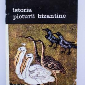 Viktor Lazarev - Istoria picturii bizantine (vol. II)