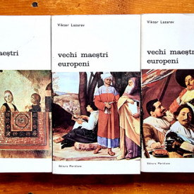 Viktor Lazarev - Vechi maestri europeni (3 vol.)
