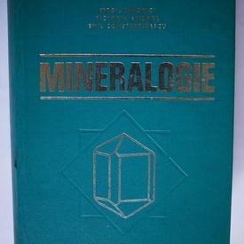 Virgil Ianovici, Victoria Stiopol, Emil Constantinescu - Mineralogie (editie hardcover)