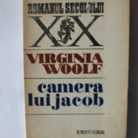 Virginia Woolf - Camera lui Jacob