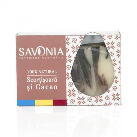 Poze SAVONIA - Sapun Scortisoara si Cacao
