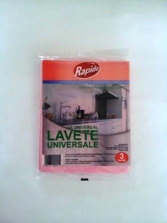 Poze RAPIDO Lavete universale 3/set
