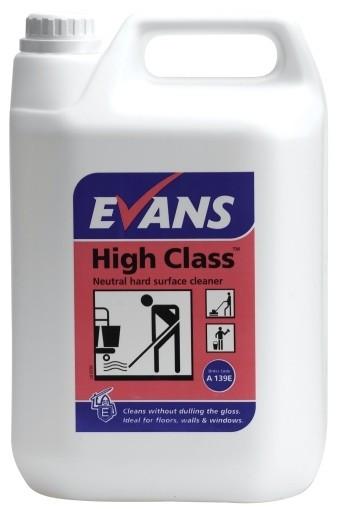 Poze Evans HIGH CLASS 5L