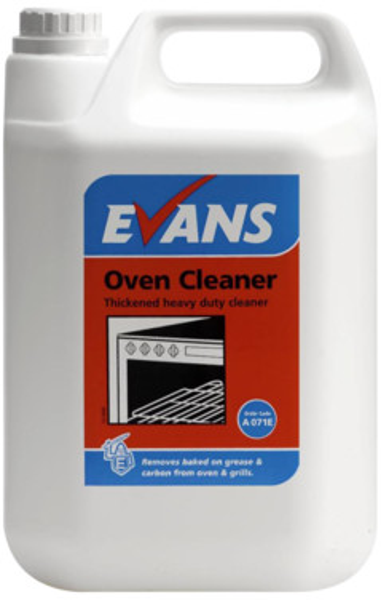 Poze EVANS Oven Cleaner 5L