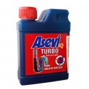 Asevi Turbo - gel desfundat tevi 450ml