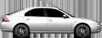 MONDEO III ( 2000 - 2007 )