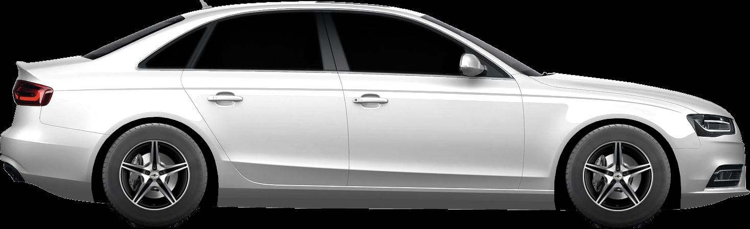 A4 B8 ( 2008 - 2016 )