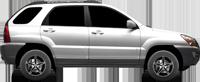 SPORTAGE ( 2004 - 2010 )