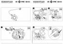 KIT AMBREIAJ cu rulment presiune LUK OPEL ASTRA H 1.7 CDTI 110CP / 125CP cod motor A17DTJ - Z17DTJ - A17DTR - Z17DTR