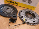 KIT AMBREIAJ cu rulment presiune LUK OPEL CORSA D 1.7 CDTI 125CP / 130CP cod motor Z17DTR - A17DTS