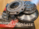 Kit CONVERSIE ambreiaj cu volanta masa simpla QWP VW GOLF V 1.9 TDI 90CP / 105CP