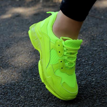 Pantofi sport Colours Neon ( + mai multe culori )