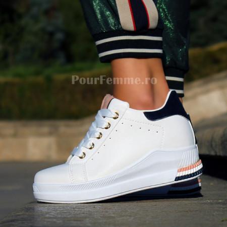 Pantofi sport cu platforma Reli