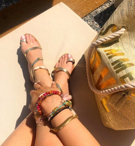 Sandale Premium Goldie