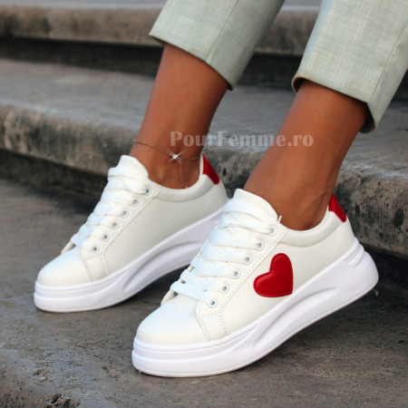 Pantofi Sport Red Love