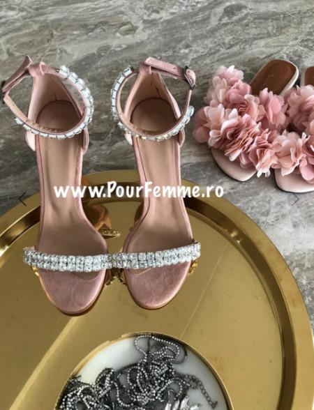 Sandale Premium Diamonds (+culori)