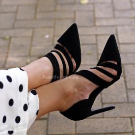 Pantofi Stiletto Monarh