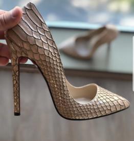 Pantofi Stiletto Premium Snaky (3 culori)
