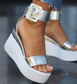 Sandale cu platforma Zeda ( + Culori )
