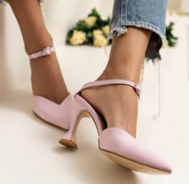 Pantofi Amy Pink