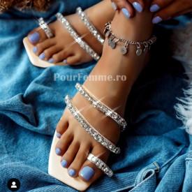 Sandale Premium cu talpa Joasa Yale